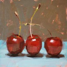 Cherries ~ Carol Marine