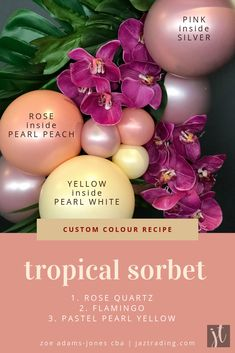 Mar 2020 - This trio is a tropical dream! Team with bright accents to make them pop or create a more relaxed feel by teaming them with Pearl White. Balloon Backdrop, Balloon Columns, Balloon Garland, Balloon Arrangements, Balloon Centerpieces, Balloon Decorations, Graduation Balloons, Birthday Balloons, Balloons Galore