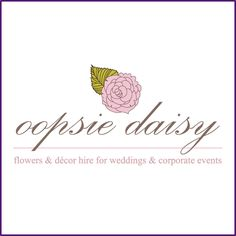 Exhibitor-Indaba Bridal Faire Daisy Wedding Flowers, Sign Design, Corporate Events, Flower Decorations, Graphic Design, Bridal, Vectors, Signs, Logo