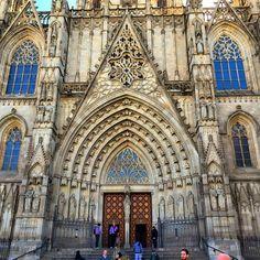 Catedral  Barcelona, Spain