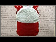 http://atelienaweb.com.br/cursos/curso-como-fazer-mochila-de-tecido Agora você pode fazer este curso de capacitação com exclusividade a qualquer hora e em qu...