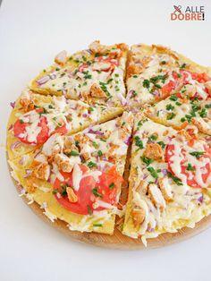Kefir, Ketchup, Bruschetta, Vegetable Pizza, Vegetables, Ethnic Recipes, Food, Essen, Vegetable Recipes