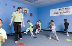 70 activities for kids to keep them moving!