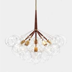 Features: High Quality: Metal And Glass Material, Resistant To Fade, Rust And Corrosion Modern Design Durable, It Is An Ideal Choice For Houses With Modern, Simple Or Nordic Style decoration. Chandelier Bulb: G4 Light Socket Work Well For Led, CFL, Incandescent Bulb(Bulb Not Included In The Product). Whether Your Ceili Chandeliers, Bubble Chandelier, Globe Chandelier, Art Deco Chandelier, Luxury Chandelier, Hanging Light Fixtures, Hanging Lights, Chandelier Creative, Traditional Lighting