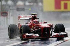 Felipe Massa, Ferrari, 2013