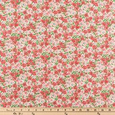 Get Flower Patch Cotton Calico Fabric online or find other Cotton Calico Fabric products from HobbyLobby.com