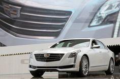 Cadillac CT6 : la voiture de luxe à la sauce américaine