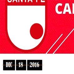 Fecha histórica para los #santafereños.  #santafecampeon #independientesantafe #lafuerzadeunpueblo #somossantafedebogotá