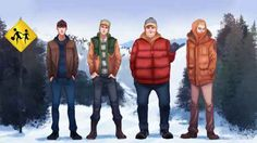 South Park   Your 14 Favorite '90s Cartoons All Grown Up