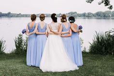 Bridesmaids and bride Bridesmaids, Bridesmaid Dresses, Wedding Dresses, Sugar, Fashion, Bridesmade Dresses, Bride Dresses, Moda, Bridal Gowns
