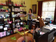 :) wow look at her mary kay office. When we finally have a house and I have my own office, mine will be this big. in the meantime, if you want any products www.marykay.com/lauren.armantrout