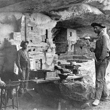 Dec. 18, 1888 Mesa Verde re-Discovered by Ranchers #coloradocreates