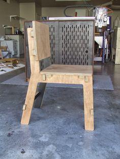 cnc 4 u nz: Plywood chairs