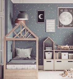 40+ Идей интерьера детской комнаты