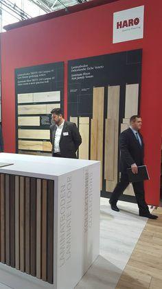 Megérkeztünk a BAU München 2017-es kiállítására! A világ legnagyobb építészeti, anyag-kellékek, rendszerek kiállítása!   Első állomásunk a HARO volt, amely piacvezető márka Németországban! Minden évben újdonságokkal lep meg bennünket, fa . fahatású, és kőhatású termékeivel, valamint 150 éves tapasztalatával teljesen elkápráztat!   Ha kíváncsi vagy, és szeretnél többet megtudni a HARO termékeiről, gyere és látogass el megújult weboldalunkra!  www.dreamfloor.hu Laminate Flooring, Floating Floor