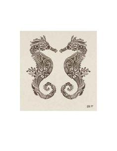 ...Seahorses
