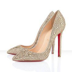 Los zapatos de Louboutin siguen siendo los más deseados por las mujeres...