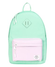 Another great find on #zulily! Pink & Teal Bayside Hopscotch Backpack #zulilyfinds