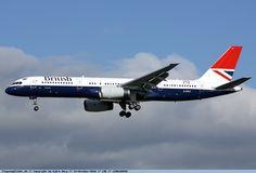 British Airways - Boeing 757-200 - G-CPET - London Heathrow Airport