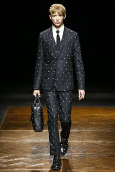 Dior Homme Menswear Fall Winter 2014