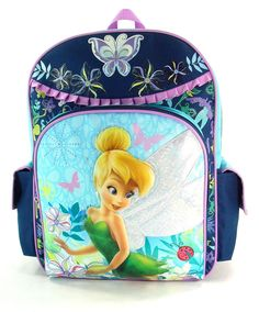 Disney's Tinkerbell Large 16' Backpack - Pixie Forest * Want to know more, click on the image. (This is an Amazon Affiliate link and I receive a commission for the sales)
