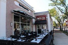 Molto Restaurant Italian In Fairfield Ct