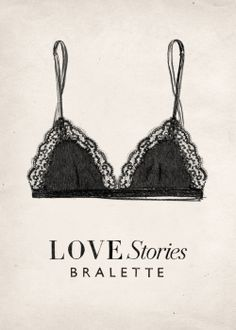 Love Stories bralette. #lovestories #bralette Available at #annaninanl