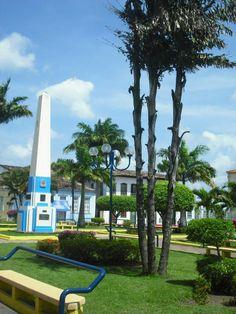 Praça Barão do Rio Branco Square Barão of Withe River Cidade-City Estância