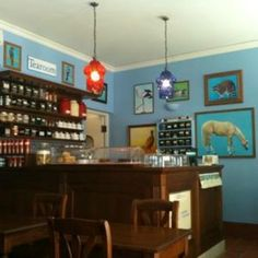 Tearoom Caffe Orientale: tea room and small vegetarian restaurant-VENICE, Italy