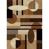 Found it at Wayfair - Tribeca Patterned Brown & Tan Area Rug