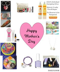 Beautysets - Beauty Info Zone picks Mother's Day gifts