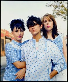 Le Tigre. Hands down the best band that is no more.