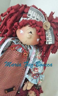 ❤Angela❤ boneca de madeira