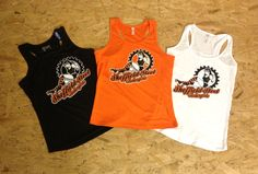 Roller derby scrim vests for Sheffield Steel Rollergirls
