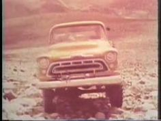Vintage Video: Chevy NAPCO 4x4 Climbs Pikes Peak • WCXC
