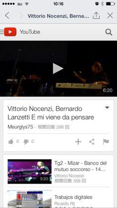ヴィットリオ・ノチェンツィ&ベルナルド・ランゼッティ