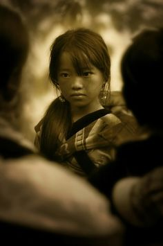 A beautiful face of Southeast Asia
