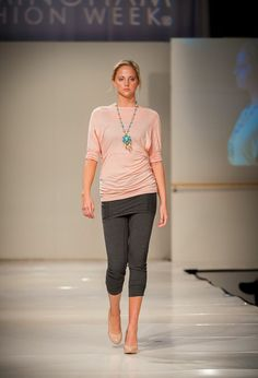 Outfit provided by Pure Barre. Image by JC Bravo.