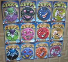 These where awesome!! Had the purple one