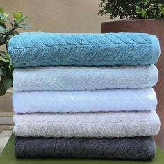 Romance Turkish Cotton Towels