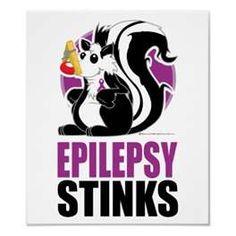 Epilepsy Stinks