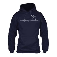 Ballet Heartbeat T-shirt and Hoodie
