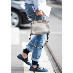 2017SSコレクションおしゃれの決め手は靴&バッグ」を実感するコレクションスナップ集