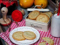 Citronové sušenky