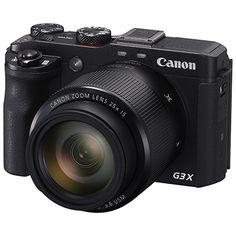 <br> 【送料無料】<br> キヤノン<br> コンパクトデジタルカメラ PowerShot G3 X<br>:楽天