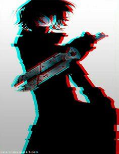 Epic Pictures, Cartoon Profile Pictures, Digital Art Anime, Anime Kiss, Glitch Art, Dope Art, Itachi Uchiha, Dark Anime, Anime Artwork