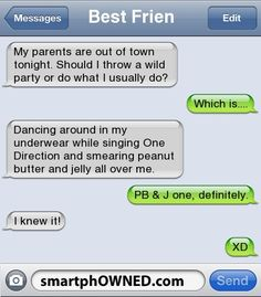 Page 5 - Autocorrect Fails and Funny Text Messages - SmartphOWNED
