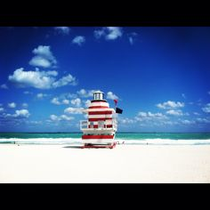 South Beach - Miami. The most gorgeous and fun place, amazing holiday!
