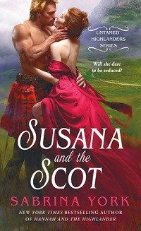 I love the heart, heat and humor in this series !   Susana and the Scot: Untamed Highlanders #2 by Sabrina York with Excerpt and Giveaway  http://iam-indeed.com/susana-and-the-scot-untamed-highlanders-2-by-sabrina-york-with-excerpt-and-giveaway/