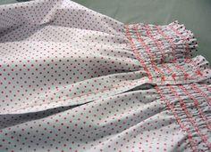 Shirting tutorial  free pattern for little girls dress wardrobechallenge